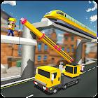 Elevado Tren Pista Constructor : Subterraneo icon