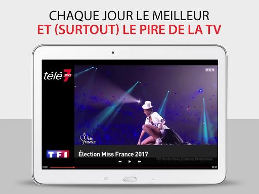 Télé 7 – Programme TV & Replay screenshot 16