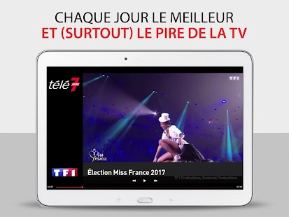 Télé 7 – Programme TV & Replay Capture d'écran
