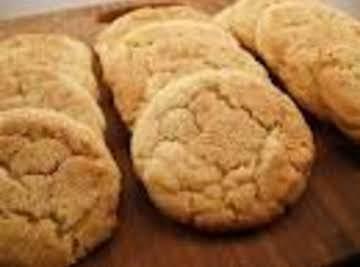 Nana's Snickerdoodle Cookies