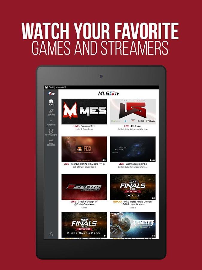 MLG.tv- screenshot