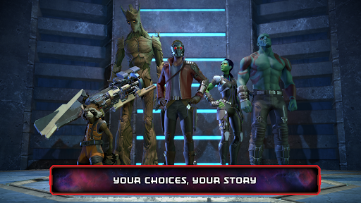 Guardians of the Galaxy TTG screenshot 2