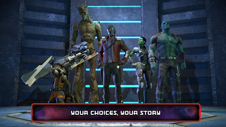 Guardians of the Galaxy TTG v1.02 APK 2