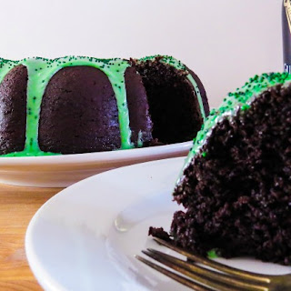 Decadently Rich Guinness Cake