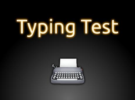 Typing Test - KeyHero