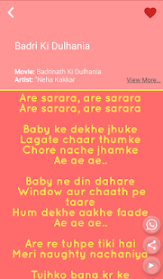 Hit Neha Kakkar Songs Lyrics - náhled