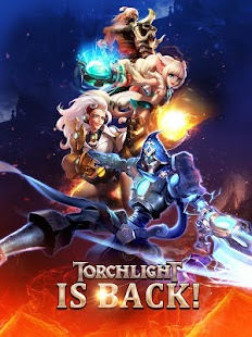 Guardians: A Torchlight Game Screenshot