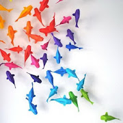 Origami - Crafts out of paper