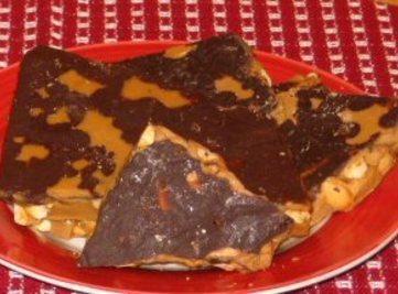 Aunt Mary Bednar's Cashew Crunch Recipe