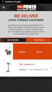 Compact Power Rentals- screenshot thumbnail