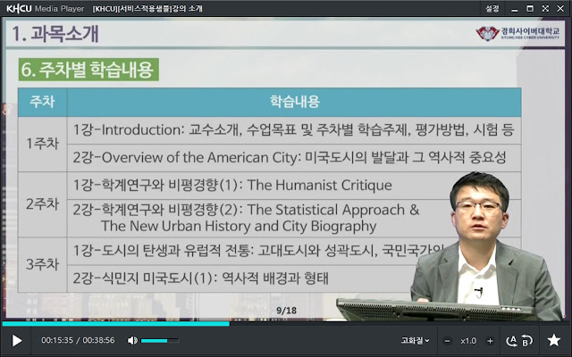 KHCU Media Player Chrome Extension