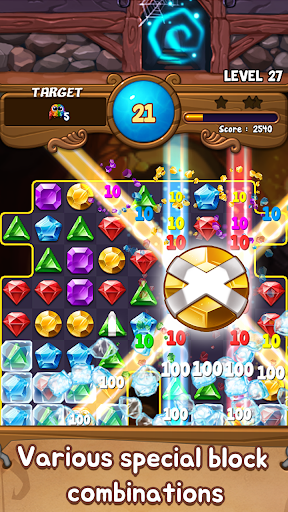 Jewels Time : Endless match 2.3.2 screenshots 8
