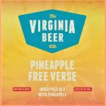 Virginia Beer Co. Pineapple Free Verse