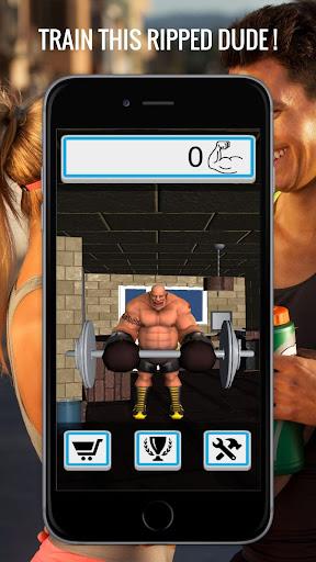 Bodybuilding Clicker: The Game