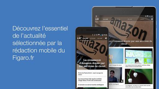 Le Figaro.fr: Actu en direct 5.1.23 screenshots 6