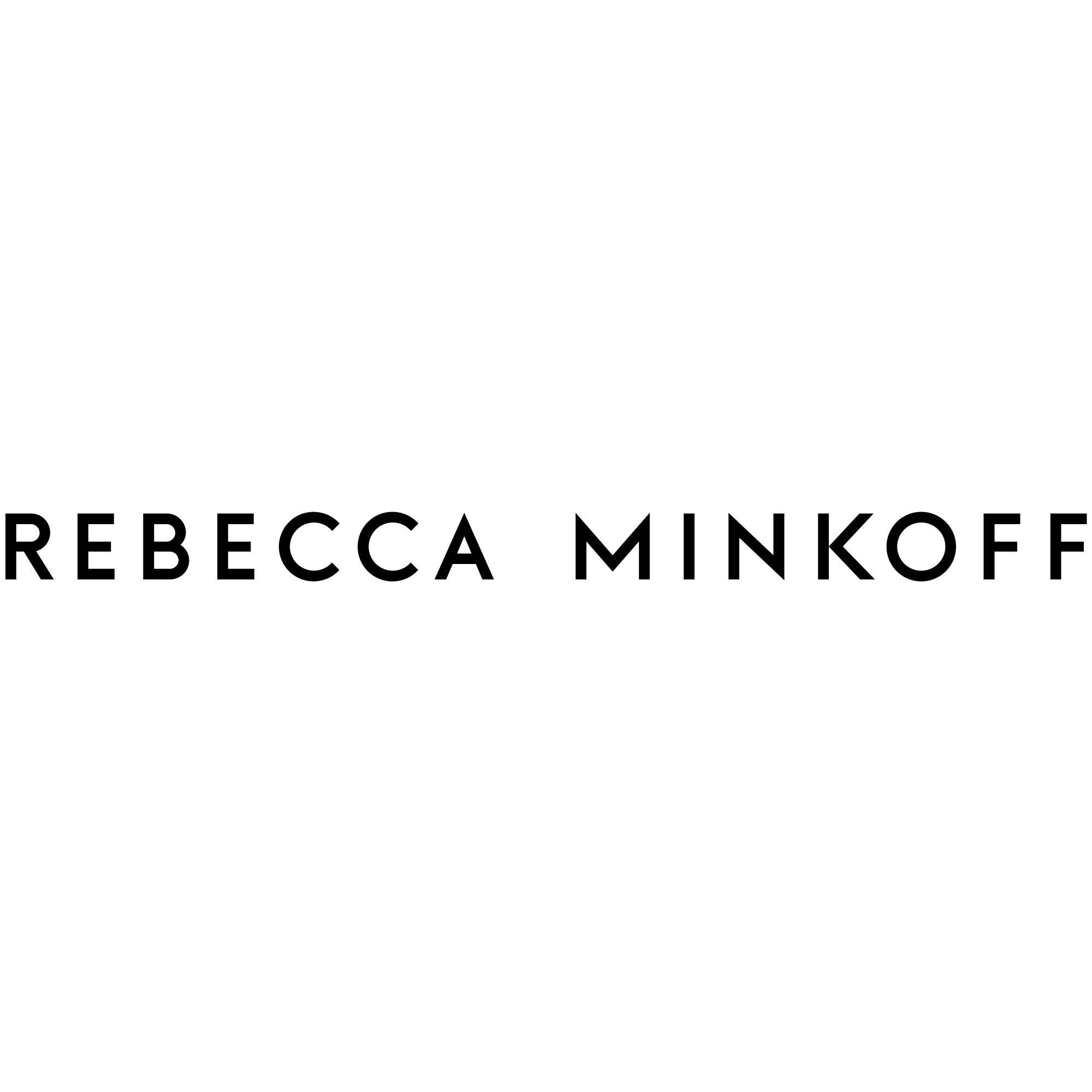 Rebecca Minkoff Logo Black Transparent