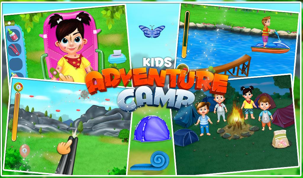 Kids Adventure Camp- screenshot