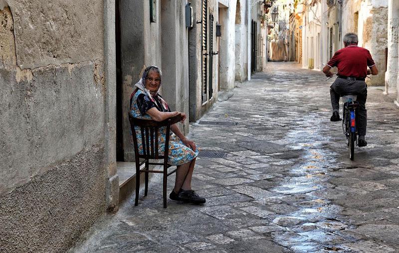 Vita di borgo di Diana Cimino Cocco