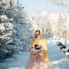 Wedding photographer Andrey Kozyakov (matadorOmsk). Photo of 22.12.2017