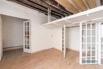 Studio 23,91 m2