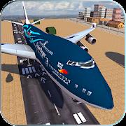 Take off Airplane Pilot Race Flight Simulator