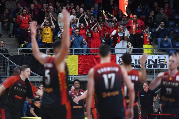 Belgian Lions op koers voor kwalificatie EK: hoe staan ze ervoor?