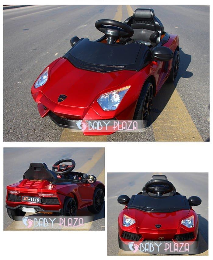 Xe hơi điện thể thao cho bé AT-1116 2