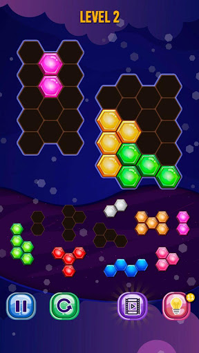 Hexa Puzzle Block! Legends  screenshots 2
