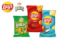 Angebot für 3 für 2 – Lay's und Bugles im Supermarkt - Lay'S