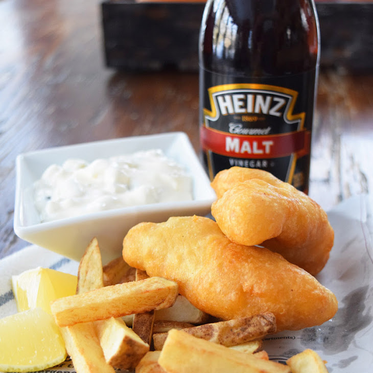 Beer Battered Fish and Chips Recipe | Yummly