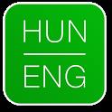 Dictionary Hungarian English icon
