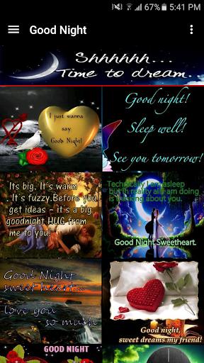 Good Night Kiss Images 3.1 screenshots 3