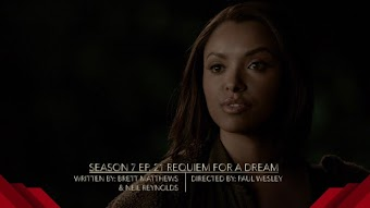 The Vampire Diaries: Directing Vampires