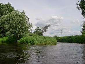 Photo: z prawej Brynica, z lewej Budkowiczanka