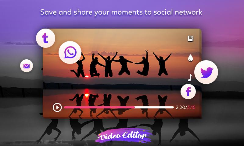 #8. Video Slideshow Music Picture (Android)