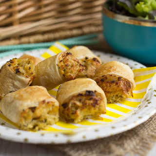 Cheese And Onion Rolls Puff Pastry Recipes.