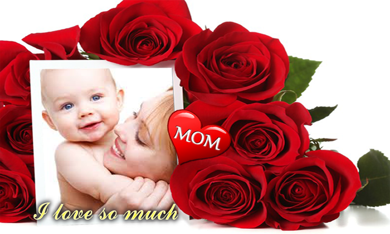 Happy Mother's Day Photo Frame- screenshot