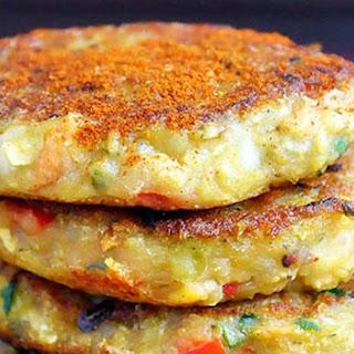 Vegan Vegetable Cakes Recipes.