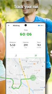 App Step Counter: Pedometer & Running Tracker Calories APK for Windows Phone