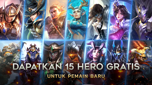 Garena AOV - Arena of Valor: Action MOBA 1.19.1.1 screenshots 1