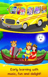 Nursery Rhymes & Kids Games screenshot 10