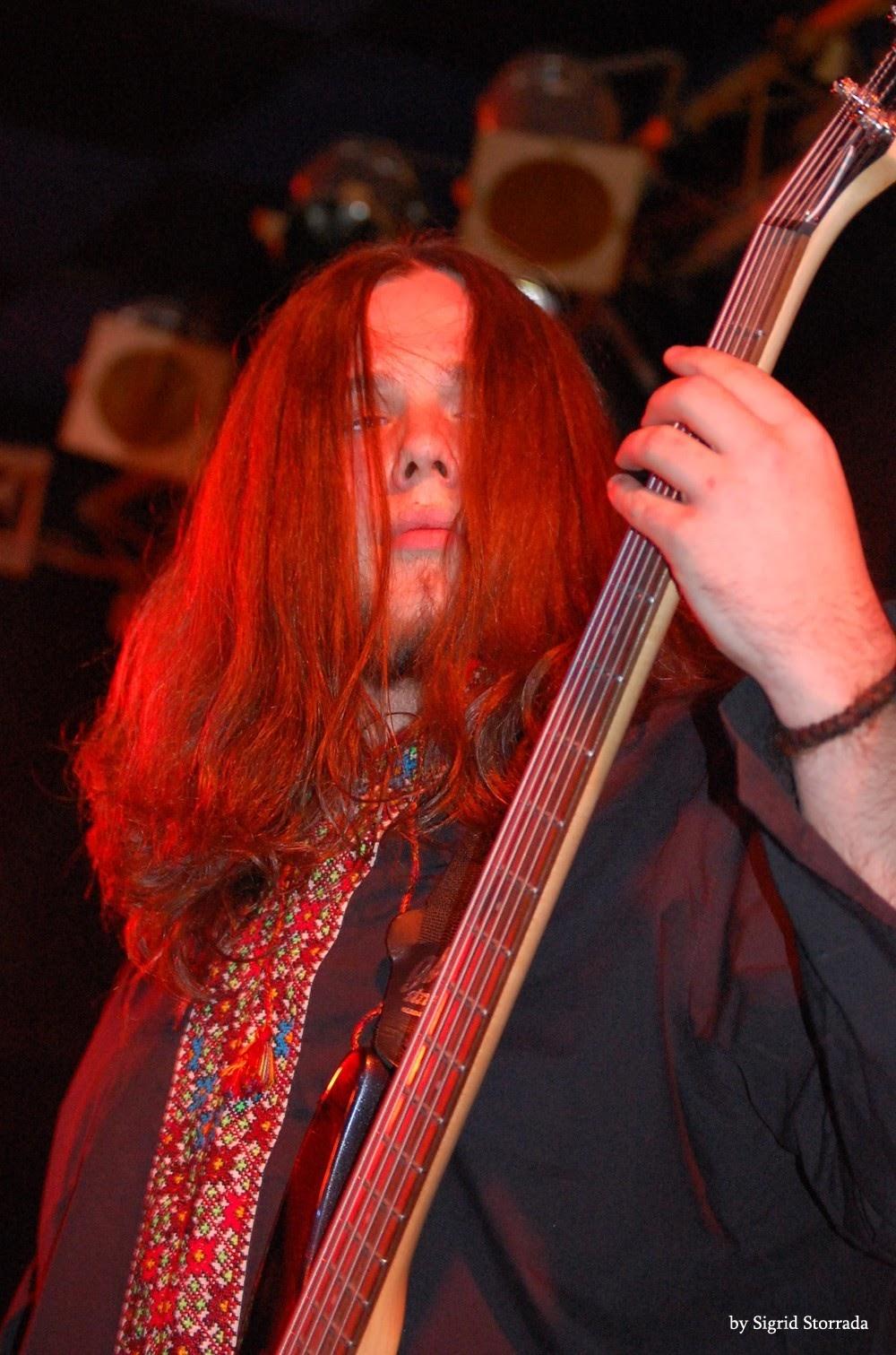 Світлина галереї фольк-метал гурту ЧУР
