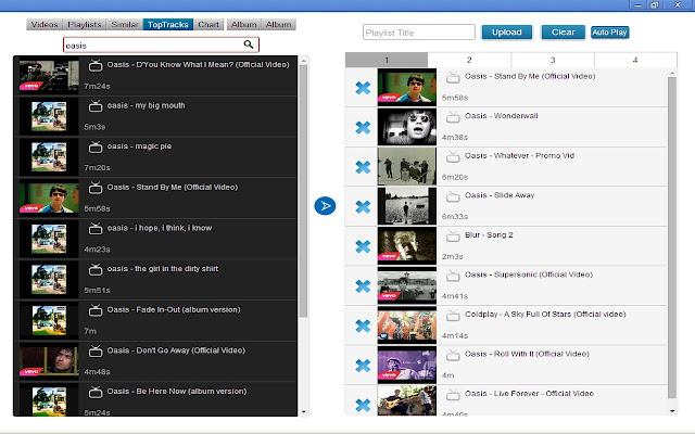 YouTube™ Playlist Maker