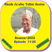 Sheik Ja'afar complete Tafsir Series 2002 B.