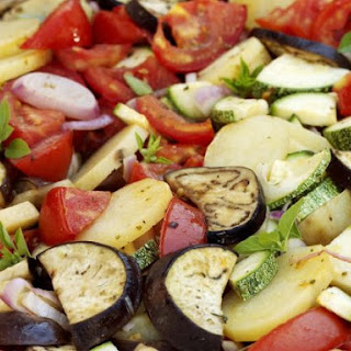 Mixed Med Vegetables