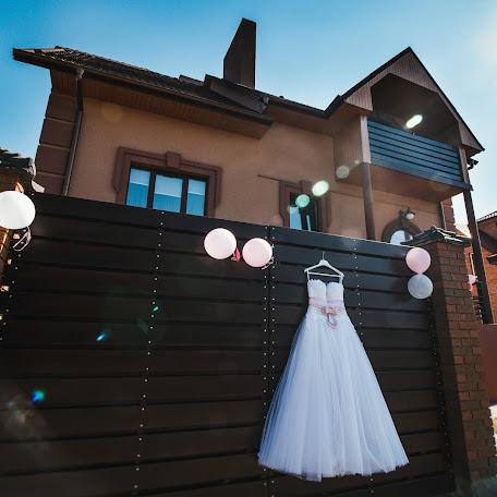 Wedding photographer Vadim Plysyuk (Plysiuk). Photo of 12.01.2018