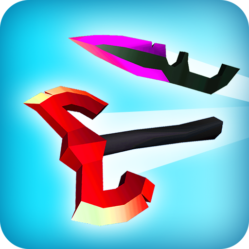 🔪 Throw io - Online io games with Axes and Knives