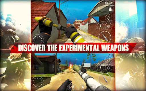 Delta Commando : FPS Action Game 1.0.10 screenshots 18