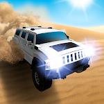 Extreme 4x4 Desert SUV Icon