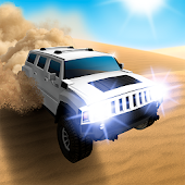 Extreme 4x4 Desert SUV